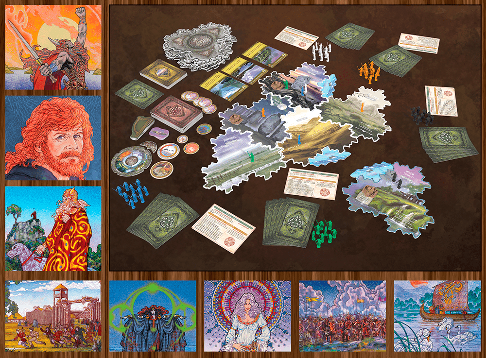 Lord of the Boards: настольные игры