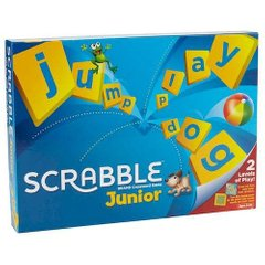Скрабл Юниор (Scrabble Junior) (англ.)