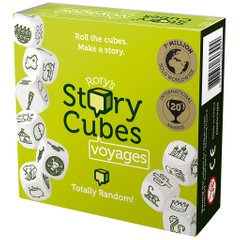 Rory's Story Cubes (Кубики Историй Рори) (Voyages)